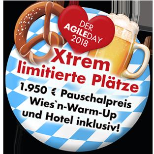 AGILEDAY in München 2018