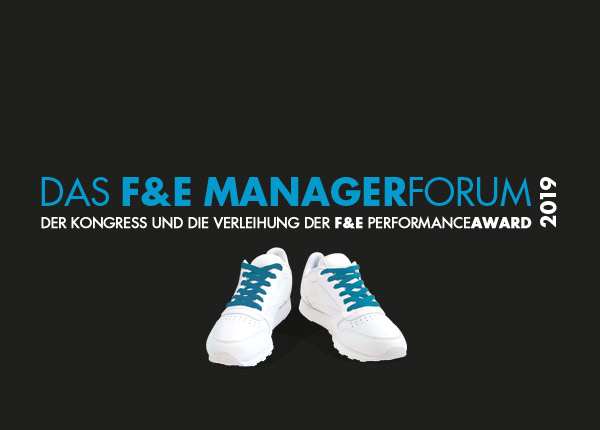 F&E MANAGERFORUM 2019