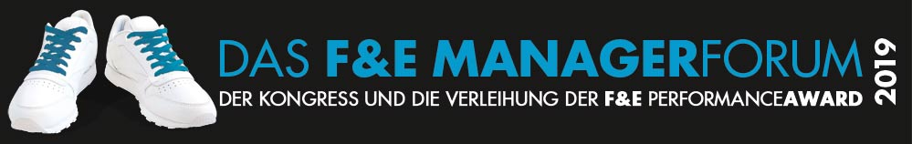 DAS F&E MANAGERFORUM 2019